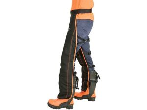 Oregon 575780 Type A Chainsaw Protection Leggings / Chaps - One Size Fits All